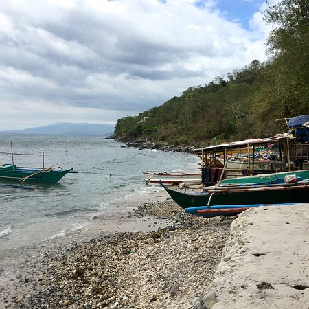 Ternate, Philippines: Patungan Beach Cove