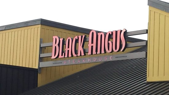 San Lorenzo, CA: Black Angus never disappointed