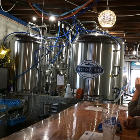 Pacifica, Californien: Pedro Point Brewing