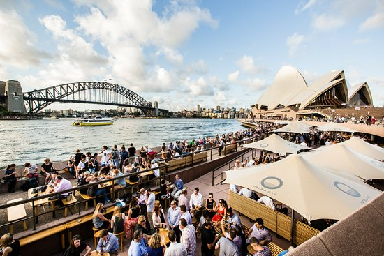 Best Moscato Near The Opera And Harbour Bridge Opera Bar Sydney