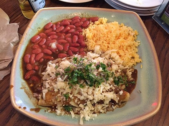 Cafe America: Authentic Mexican Lunch!