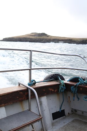 Portmagee, أيرلندا: trip out to the Skellig Islands