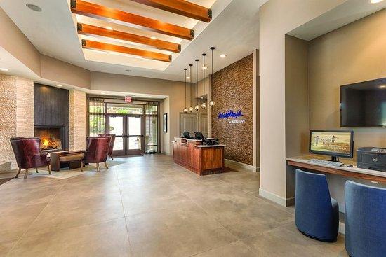 Marble Falls, Teksas: Lobby