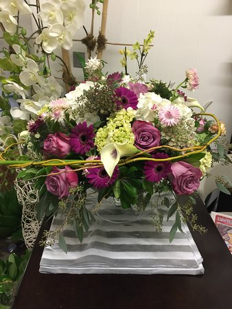 Waterfords Floral Design Home Decor Creative Fresh And Silk Arrangements Lots
