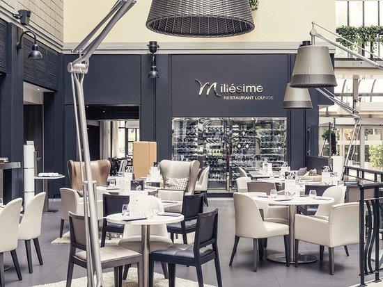 Vanves, Francia: Restaurant