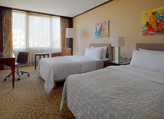 Le Méridien Pyramids Hotel & Spa: Guest room
