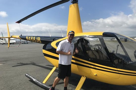 30 Minute Helicopter Tour - Doors on...