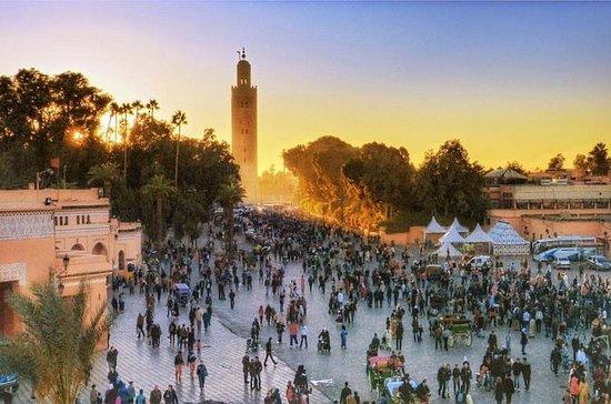 2 giorni Agadir a Marrakech e