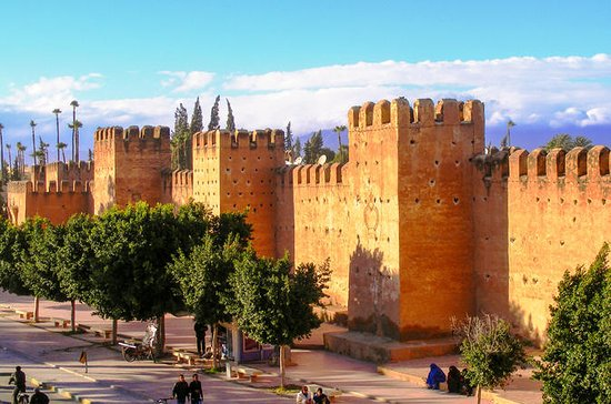 Taroudant and Tiout Day Trip From
