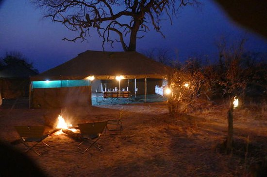 El camping Great 3 Nights Savuti