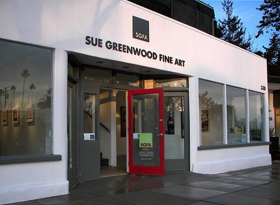 Sue Greenwood Fine Art