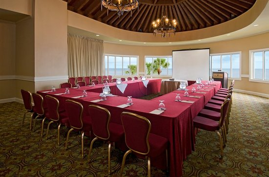 The King and Prince Beach and Golf Resort: Meeting room