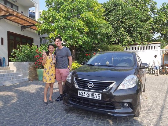 Private Car Rental >> Mr Sheryin His Partner With Jm Da Nang Car Rental Team Private