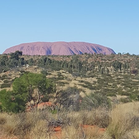 Ayers Rock and the Olgas: photo0.jpg