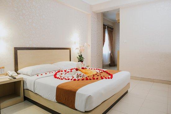 Dumai, Indonesia: Suite Room