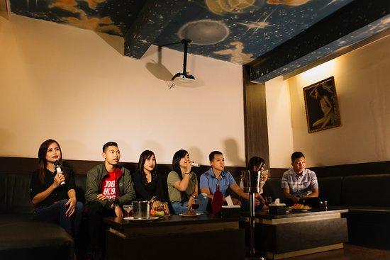 Dumai, Indonesia: Universe KTV