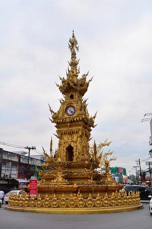 Clock Tower : หอนาฬิกาเชียงราย