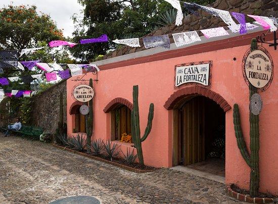 Tequila, México: Cava La Fortaleza