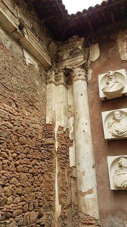 Chiesa di Sant'Euplio: Resti della Chiesa