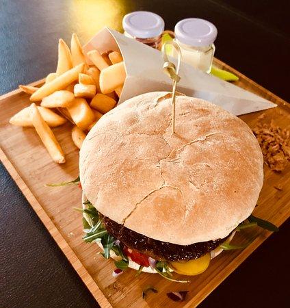 Westerlo, Belgium: Cheeseburger Black Angus