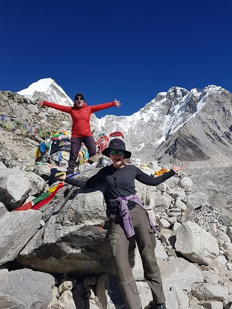 Everest Base Camp - We Did It!!!