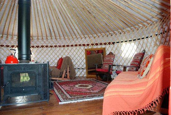 Brackley, UK: Moroccan Yurt - sleeps 8