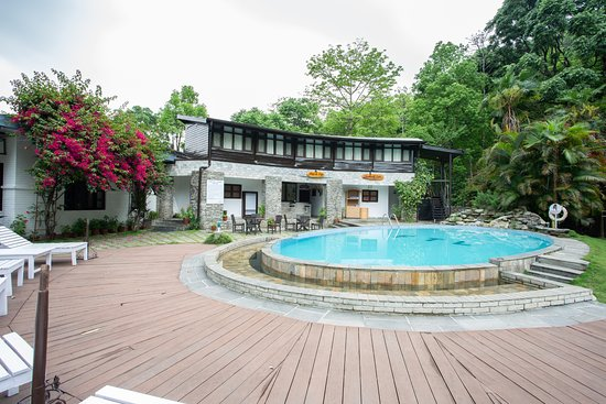 Spa And Swimming Pool Picture Of Fish Tail Lodge Pokhara Tripadvisor