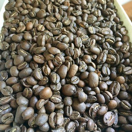 Constantia, Südafrika: Armonizar Blend of roasted coffee