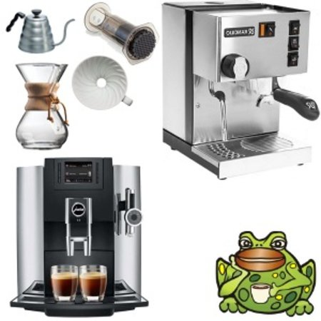 Constantia, South Africa: Coffee Gear we offer