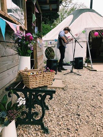 Brackley, UK: Hen Party - Lakeside