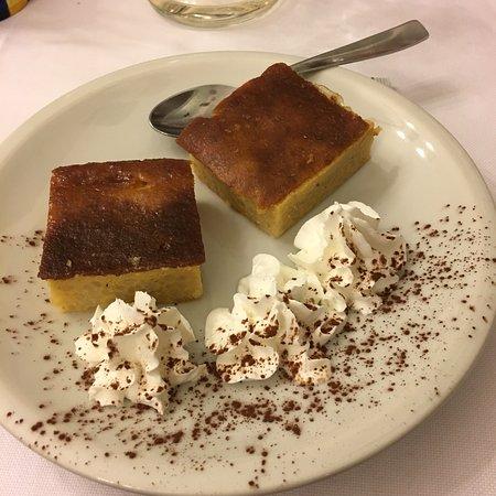 Trattoria Autotreno: Interno e cena