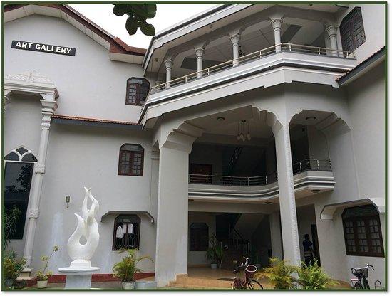 Jaffna, Sri Lanka: Art Gallery - CPArts