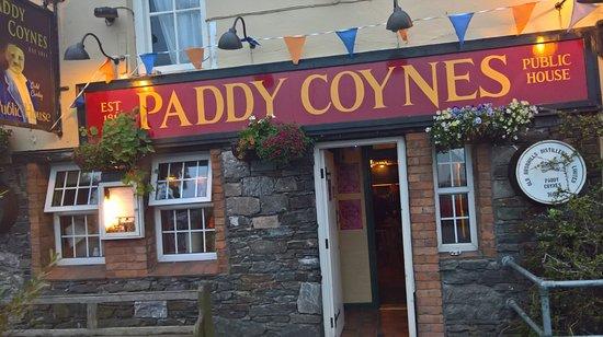Tullycross, أيرلندا: facade
