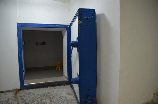 Bunkertür