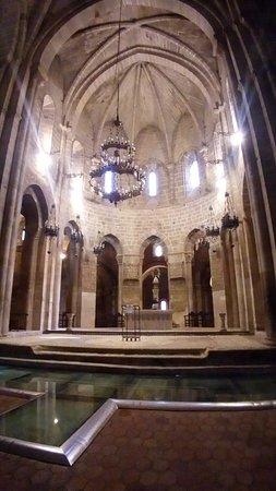 Vera de Moncayo, España: Altar mayor