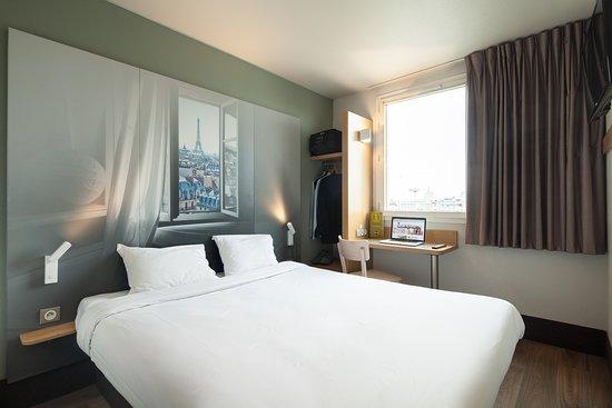 Window View - Picture of B&B HOTEL Paris Porte de la Villette - Tripadvisor