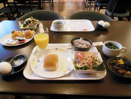 Showa-cho, Japan: 無料の朝食