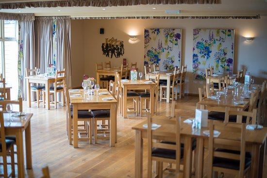 North Molton, UK : Dinning room