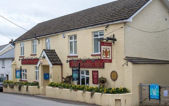 North Molton, UK : Pub and Restaurant