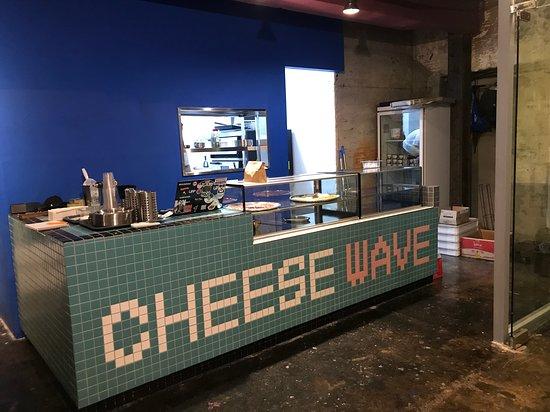 Cheese Wave照片