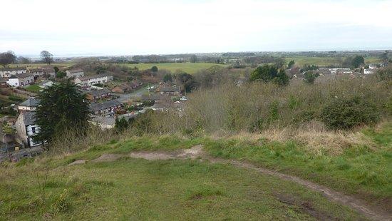 Dyserth, UK: View .
