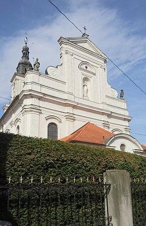 Kościół farny w Wolsztynie