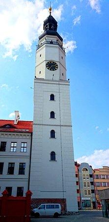Glogow, โปแลนด์: Wieżą z tarasem widokowym