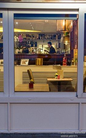 Wenduine, Belgium: La nourriture et la qualité du service sont pareils à cette image.. Propres, ordonnés, chaleureu