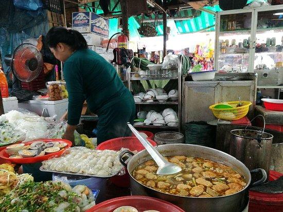 Dong Ba Market照片