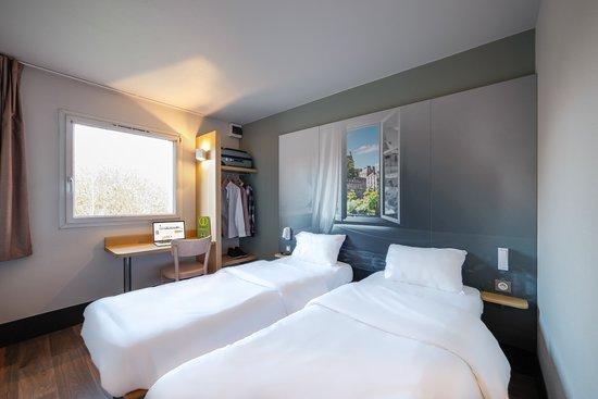 b b h tel nantes atlantis le zenith saint herblain voir les tarifs et 47 avis. Black Bedroom Furniture Sets. Home Design Ideas