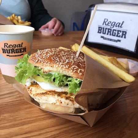 Regal Burger – obrázok