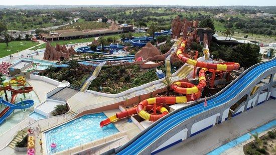 slide & splash lagoa