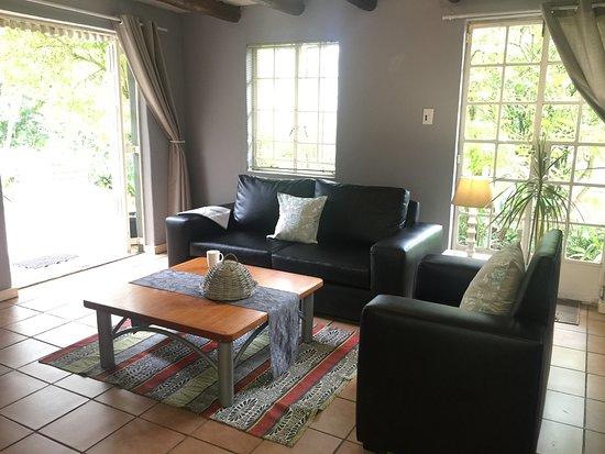 Sabie, Sudáfrica: Apartment D, Lounge area