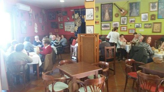 Olivares, Spain: Restaurante La Paella